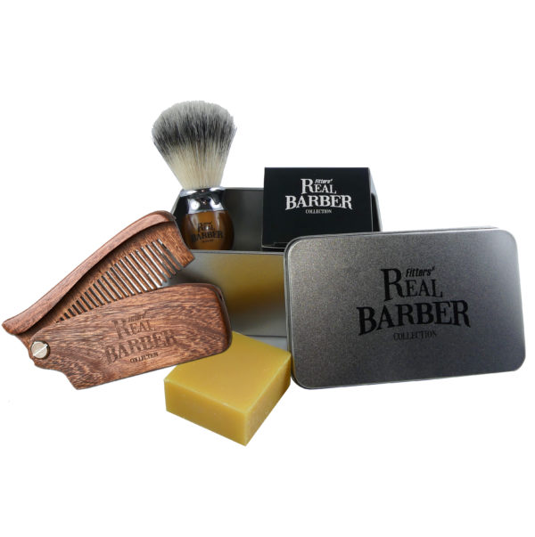 Bartpflege Set Real Barber