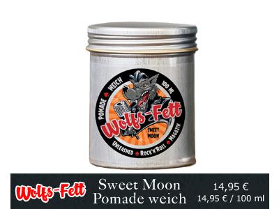 Wolfs Fett Sweet Moon Pomade