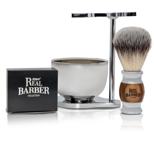 Barber Shop Rasier Set